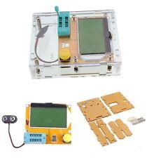 LCR-T4 ESR Meter LCR led Transistor Tester Diode Triode Capacitance PNP MOS M8