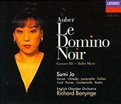 Auber - Le Domino Noir / Sumi Jo  Vernet  Ford  Power  Olmeda  Lamprecht  Bastin