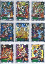 SD BB Senshi Gundam Vintage Japanese Trading Card Set 3