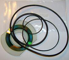 SONY TC-366 TC-366-4 Reel-2-Reel Belts w/wo a pdf MANUAL on CD & FREE shipping