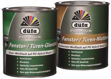 Düfa Premium Fenster- und Türenlack - Acryllack verschiedene Grössen