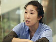 Grey's Anatomy Sandra Oh Cristina Yang Tv Series Huge Print POSTER Affiche