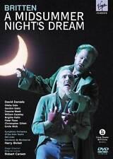 BRITTEN: A MIDSUMMER NIGHT'S DREAM (NEW DVD)