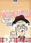 Allo, 'Allo!: The Complete Series Five - Part One (DVD, 2006, 2-Disc Set) New