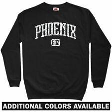 Phoenix 602 Sweatshirt Crewneck - AZ Arizona Diamondbacks Suns ASU - Men S-3XL