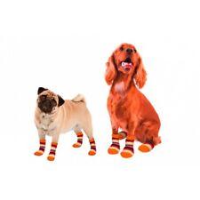Karlie Flamingo Hundesocken gestreift Hunde Socken 1 Paar Größe: XS - L