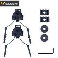 IDOGEAR Tactical Helm Rail Adapter Set Peltor Ops-Core FAST Helm ARC Schiene