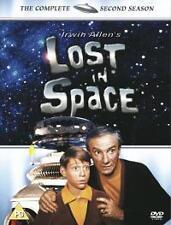 LOST IN SPACE COMPLETE  2ND SEASON 2  DVD BOXSET 8 DISCS  SCI FI TV CLASSIC