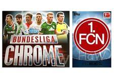 Bundesliga Chrome - 1.FC NÜRNBERG -Topps 2013/14 13 14  - auswählen