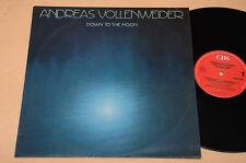 ANDREAS VOLLENWEIDER LP TOP ELECTRONIC MUSIC AVANT GARDE 1°ST ORIG EX