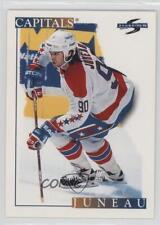 6d243e83ebf Pinnacle Washington Capitals Hockey Trading Cards 1995-96 Season