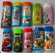 SHOWER GEL, BUBBLE BATH, SHAMPOO, DISNEY, MARVEL, CHARACTER, FUN BATHTIME