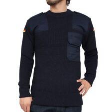 German army navy wool jumper pullover sweater sweatshirt military Bundesmarine