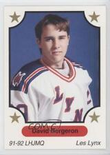 1991 7th Inning Sketch LHJMQ #172 Daniel Berthiaume Saint-Jean Lynx (QMJHL) Card
