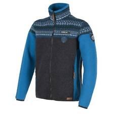 CMP chaqueta de punto entretiempo cuello la Blau Lana Aislamiento Térmico