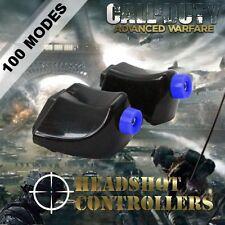 New TGC Custom Xbox One Controller LT RT Black Trigger Stops + T8 & T6