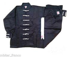 UNIFORME DIVISA per KUNG FU e TAI CHI Kimono Suit Tradizionale Wing Chun e Wushu