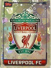 Match ATTAX 2015/16 Premier League-Liverpool FC #128-144 - scegliere scheda