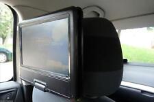 SAFE&EASY Dvd Ipad Tablet Smartphone Ebook CAR SEAT HEADREST HOLDALL MOUNT STRAP