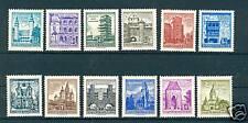 Austria - Osterreich 1958 - Mi.1044/55 - Common stamp: