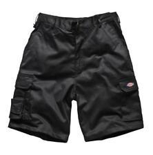 Dickies-Arbeitshose-Cargo-Bermuda-Shorts-kurze Hose-schwarz-NEU