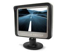 Monitor TFT LCD 3,5'' Con Interruttore On/Off  A Colori Per Telecamera Retromarc