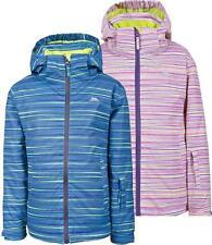 Trespass mugsy enfants veste de ski imperméable isolé garçons filles manteau