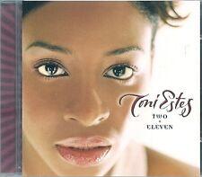 CD ALBUM 15 TITRES--TONI ESTES--TWO ELEVEN--2000