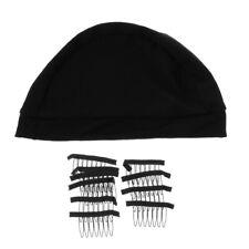 Capuchon de perruque pour la fabrication de perruques Weav Cap Stretchy Net