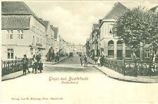 Buxtehude, Breitestrasse, um 1900/10