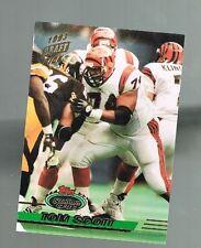 TOM SCOTT #518 RC Bengals East Carolina 1993 topps Stadium club High Number