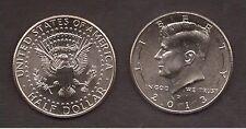 USA $ 0,50 Dollar Kennedy Half Dollar 2013 UNC