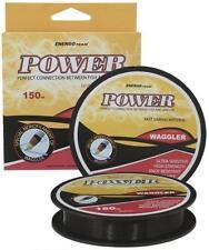 Energo Team Power Waggler 150m SCHNUR ANGELSCHNUR MONOSCHNUR MONOFIL