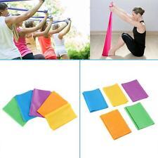 Elastici Esercizio Fitness in gomma attrezzature Yoga Pilates stretch fascia di resistenza