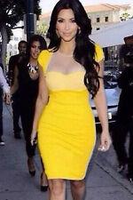 Mini Abito top trasparente maniche Womens mini Dress with Leotard Mesh Top
