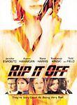 Rip it Off (DVD, 2005) Jennifer Esposito, Alyson Hannigan, Nastassja Kinski