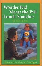 Wonder Kid Meets the Evil Lunch Snatcher (Springbo