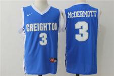 Creighton Doug McDermott #3 Blue Stitched NCAA   Basketball Swingman Jersey