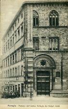 """""""  PERUGIA : Palazzo dell'Antico Collegio dei Notari """"  Periodo  Anni 30"""