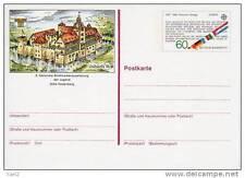 Postkarte - 1983 - Römische Verträge