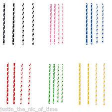 Polka Dots Spots Spotty Birthday Wedding Summer Party Paper Straws x 10