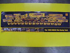 Kodak Film 4 Ernie Irvan 1993 Chevrolet Lumina Morgan McClure Motorsports Poster
