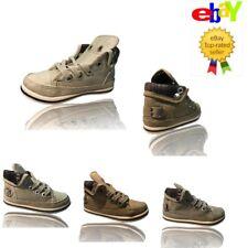 Neuf Filles Enfants plat Sports Haute Hi Top lace up casual Pumps Baskets Chaussures Taille