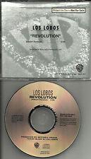 Cesar Rosas LOS LOBOS Revolution 1 TRK USA PROMO Radio DJ CD single 1996 MINT