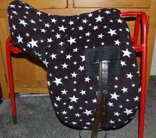 Fleece Ride On Saddle Cover Designed for Ideal, Fylde Saddle