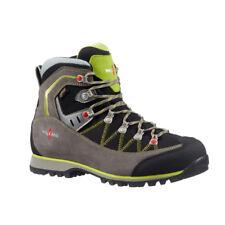 Schuhe Trekking Bergsteigen Wandern KAYLAND Plume micro gtx grey lime