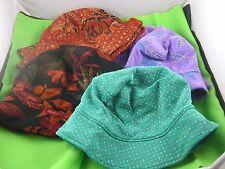 Chatty Hatty Bucket Cap Hat NWOT Multiple Patterns Style 3003