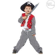 Mottoland 116202 Kostüm - Ben der kleine Pirat - Gr. 80 - 128