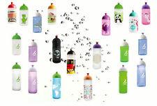 FreeWater Kinder-Trinkflasche 0,5 +0,7 BPA-Frei Sportflasche,Schule Schadstofff.