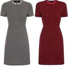 Womens Dress Polka Dots Bodycon Ladies Casual Formal Branded Dress Sexy Fashion